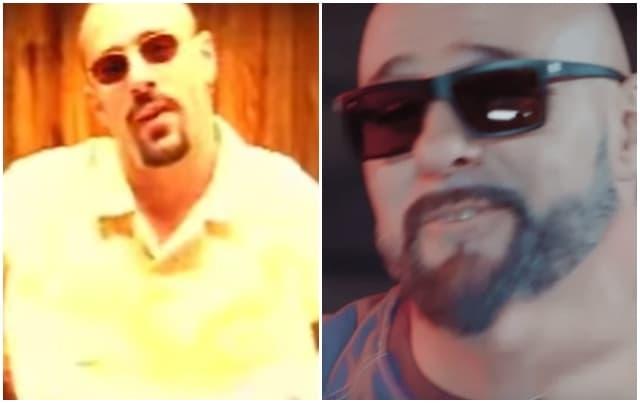 Koliko se pevač promenio za dve decenije?  (foto: screenshot)