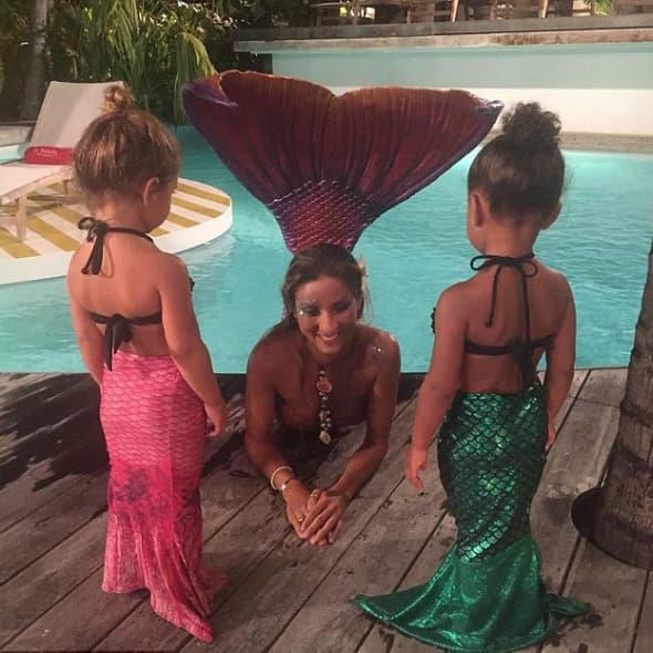 Oduševile ih sirene (foto: Instagram)