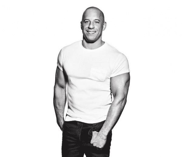 Vin Diesel zaradio je ove godine 47 miliona (foto Man's Fitness)