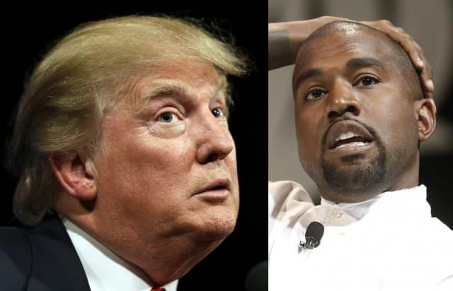 Donald ili Kanye, pitanje je sad (foto: AP/AP)