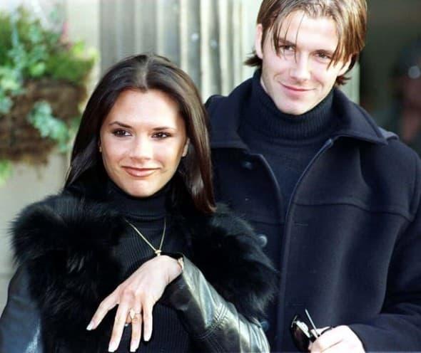 Par nakon veridbe 1998 (foto: PA)
