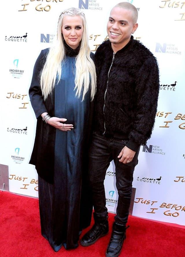 Pevačica i glumac su u braku od avgusta 2014., a u julu ove godine su postali roditelji (foto: Filmmagic)