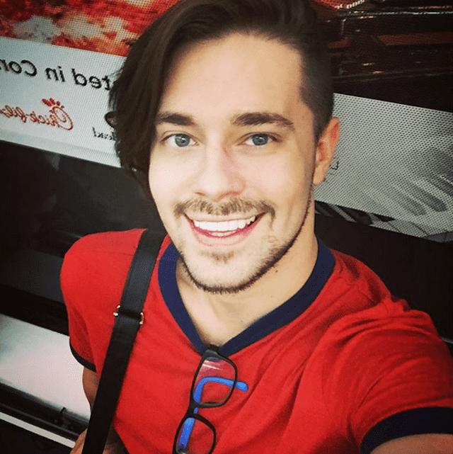 Ovako danas izgleda Chris (foto: Instagram)