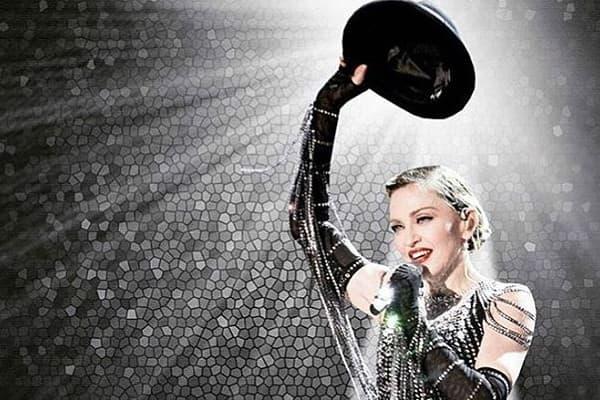 Madonna na turneji (foto: Instagram)