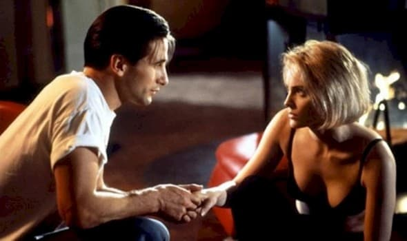 Sharon Stone And Billy Baldwin