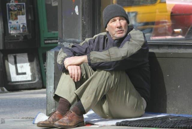 Glumac neprepoznatljiv na ulicama Njujorka (foto: Facebook)