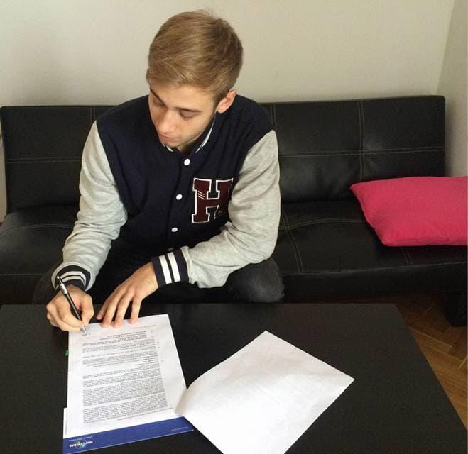 Potpisivanje ugovora (foto: PR)