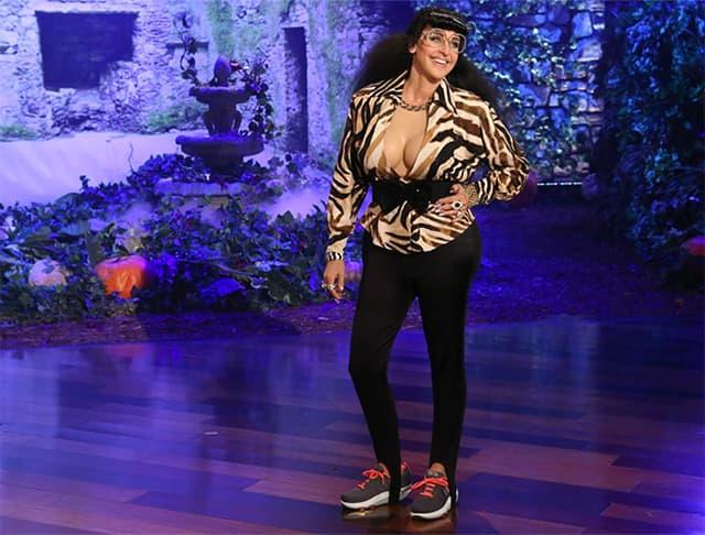 Ellen DeGeneres kao Karla Kardashian (Promo)