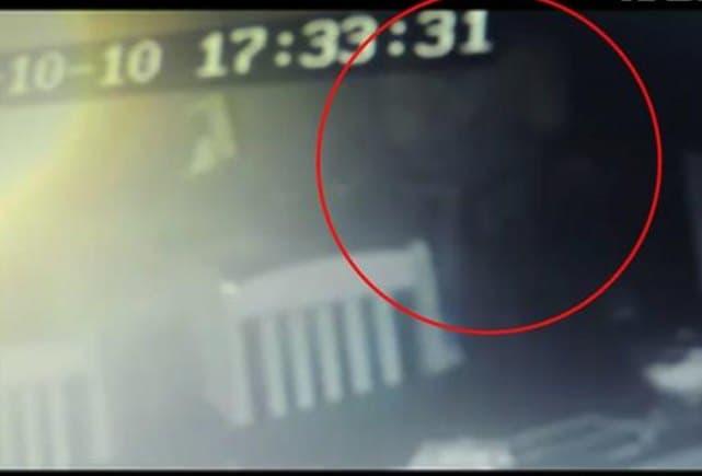 Snimak Lamara sa sigurnosne kamere (foto: Radar Online)