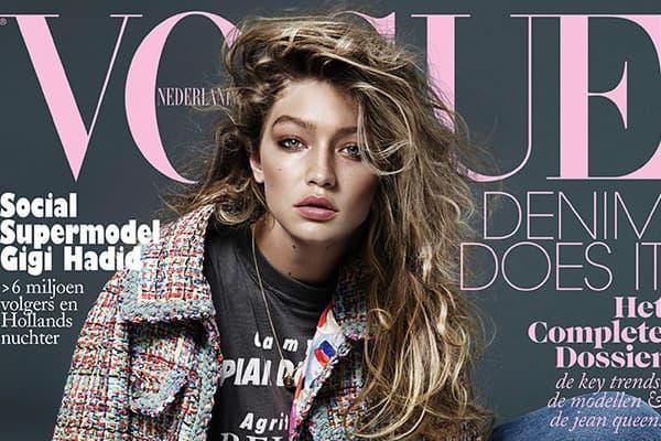 Naslovna strana novog Voguea (foto: Vogue)