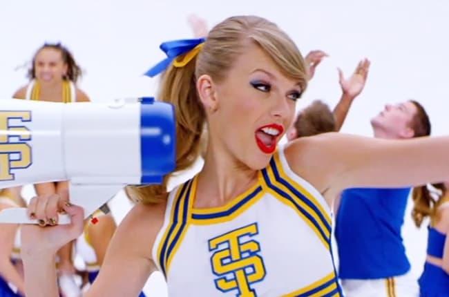 Taylor je optužena da je 'ukrala' dva stiha od nepoznatog pevača (foto: screenshot)