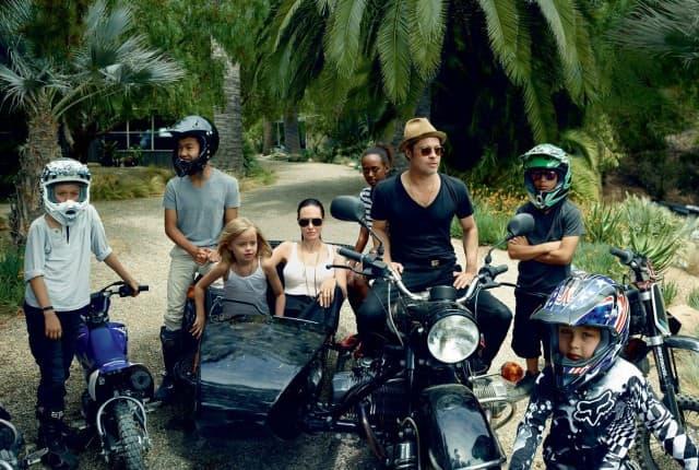 Srećna porodica (foto: Vogue)