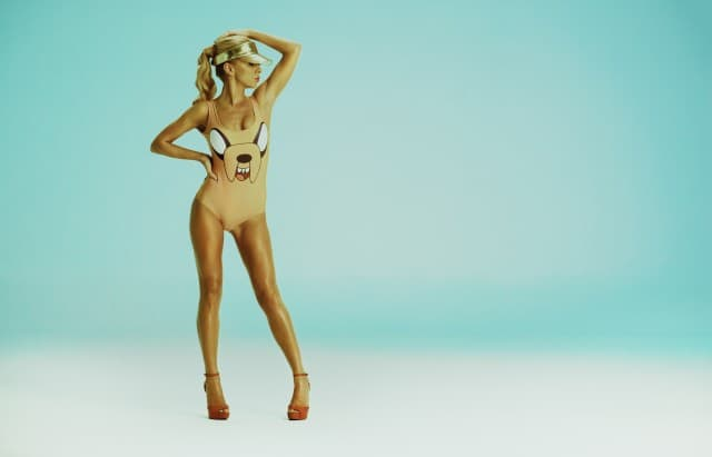 U čuvenom kostimu Miley Cyrus (foto: PR)