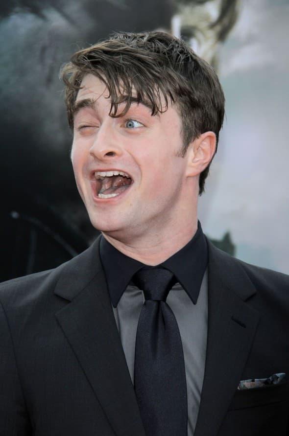 Daniel Radcliffe (foto: Rex)