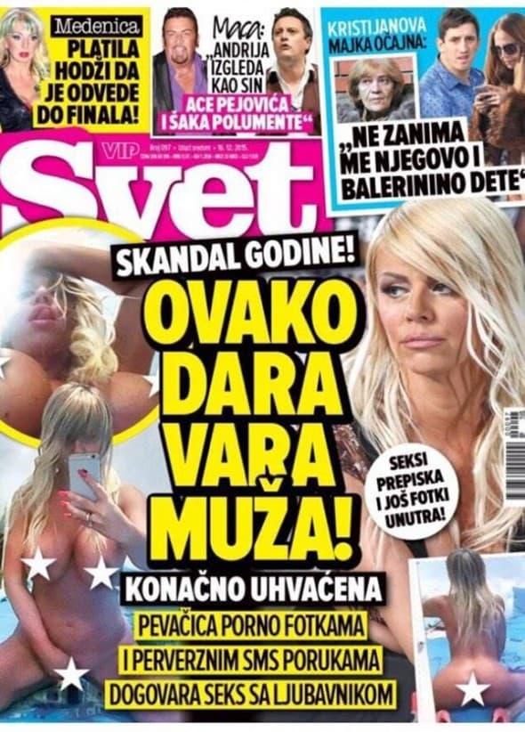 Fotke koje su uzdrmale Srbiju (foto: Svet)