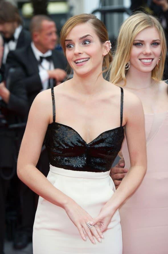Emma Watson (foto: Rex)