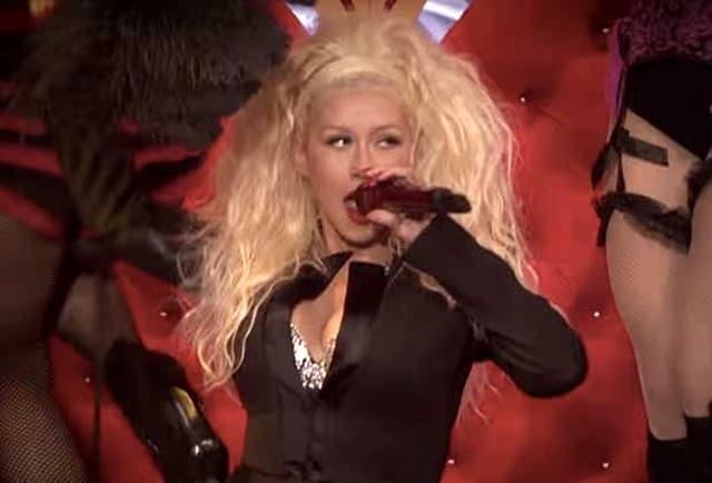 Christina će 'otpevati' svoj hit Lady Marmelade (foto: Screenshot)