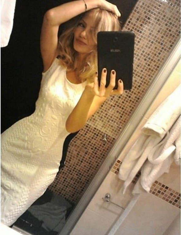 Glumica je obrisala fotku nakon što je shvatila šta je učinila (foto: Instagram)