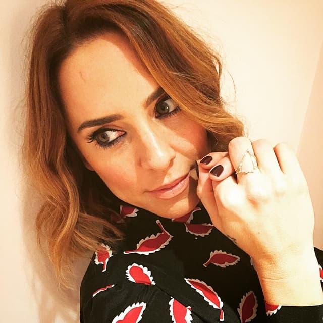 Mel je sve oduševila izvedbom balade Spice girls, Too much (foto: Instagram)