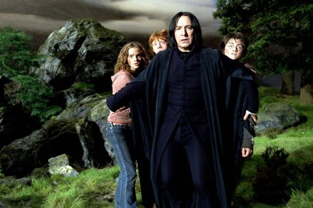 Alan i Emma su 10 godina glumili u osam nastavaka 'Harry Pottera' (foto: WB)