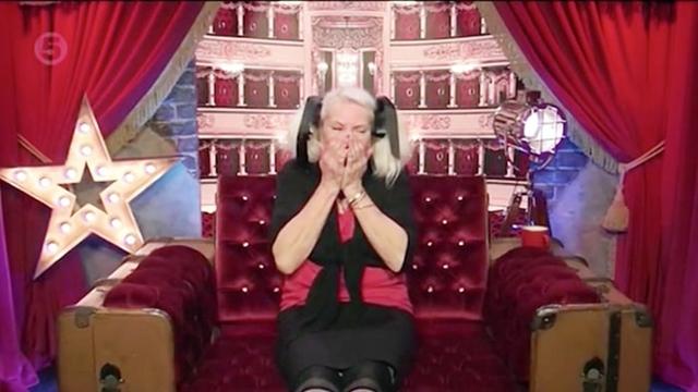 Angie je priznala da je tužna zbog vesti o Davidovoj mrti, ali da od toga neće praviti dramu (foto: Screenshot)