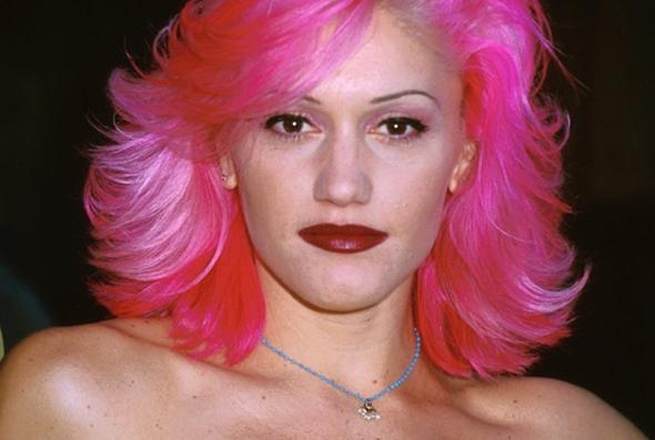 Gwen na početku karijere ( foto: wirel )