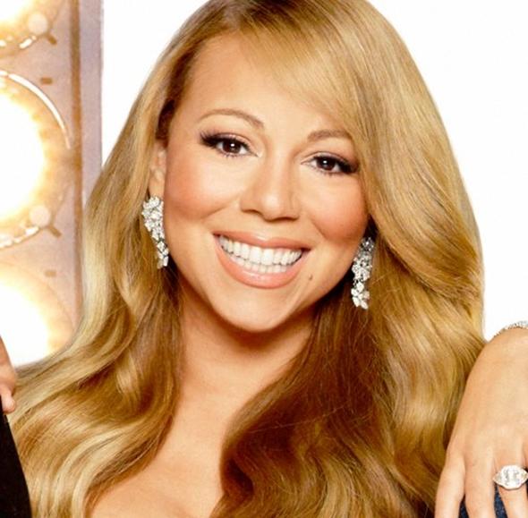 Mariah Carey ( foto: facebook )