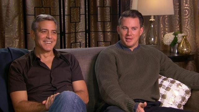Channing je Georgeu predložio da bude deo ekipe u sledećem nastavku 'Magic Mike'-a (foto: Screnshot)
