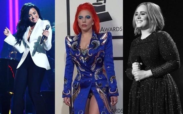 Tri pop pevačice obeležile veče (foto: Instagram)