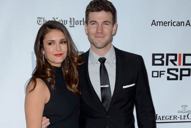 "53rd New York Film Festival - ""Bridge Of Spies"" - Red Carpet Arrivals Featuring: Nina Dobrev, Austin Stowell Where: Manhattan, New York, United States When: 05 Oct 2015 Credit: Ivan Nikolov/WENN.com"