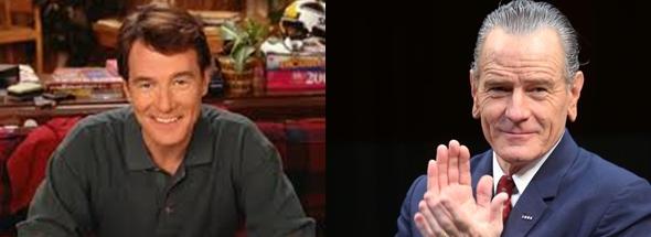 Bryan Cranston kao Hal ( daily news )