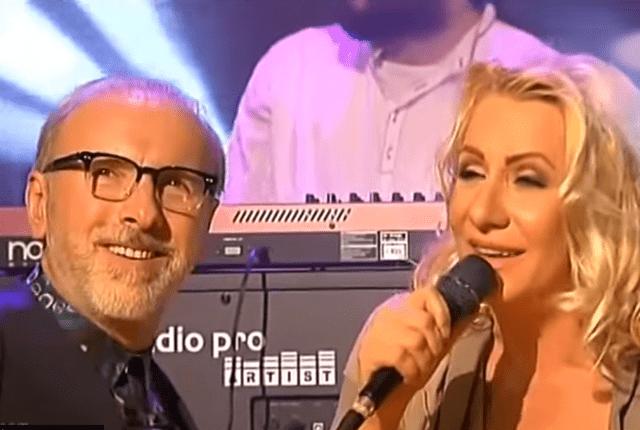 Dino Merlin i Vesna Zmijanac (foto: Screenshot)