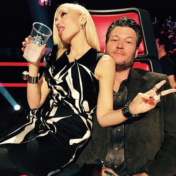 Gwen i Blake ( foto: facebook )