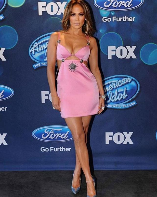 Jennifer Lopez uvek zavodljiva ( foto: instagram )