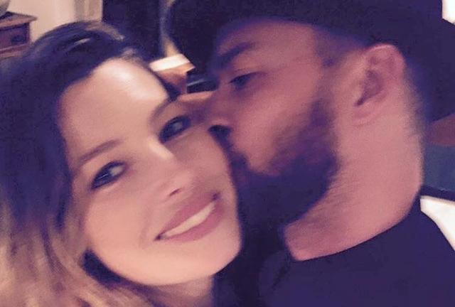 Justin Timberlake i Jessica Biel ( foto: facebook )
