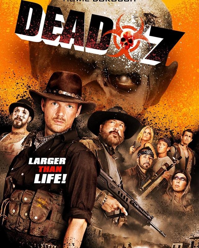 Nick Carter je napisao i glumi u horor filmu 'Dead 7' (foto: Instagram)