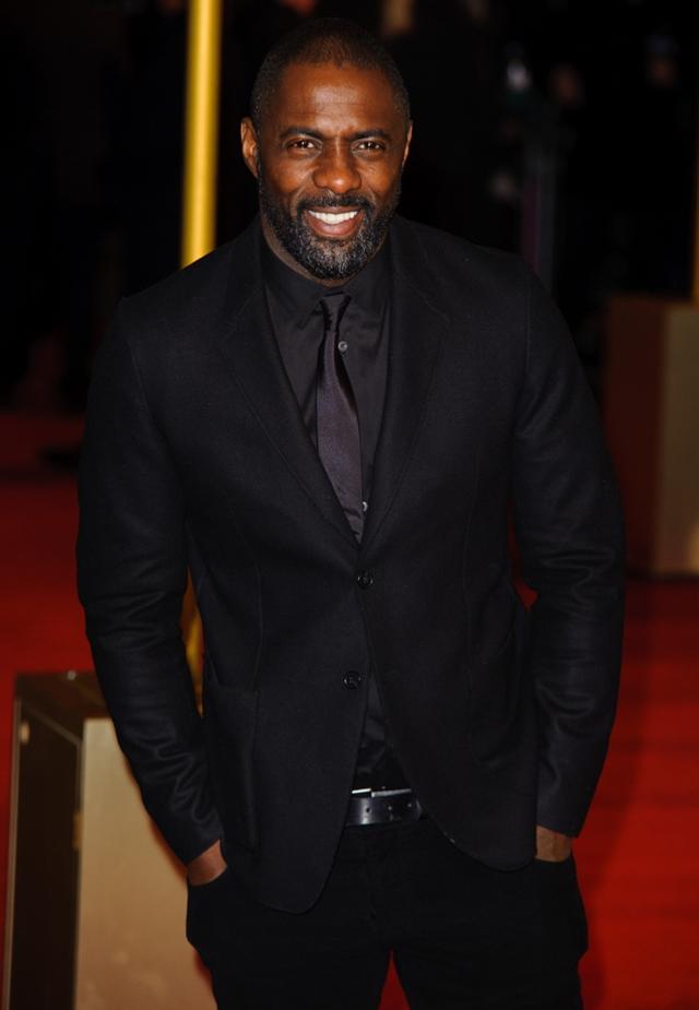 Idris Elba (foto: Wenn)