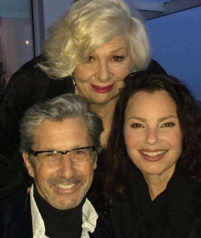 Renee, Charles i Fran su uživali zajedno (foto: Facebook)