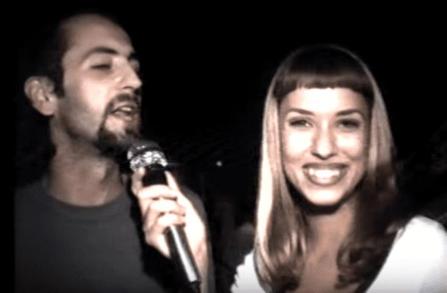 1996. godine Sandra je bila članica grupe 'Models' (foto: Screenshot)