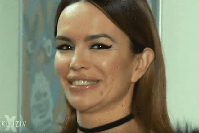 Severinin osmeh dok Jelena prolazi pored nje (foto: Screenshot)