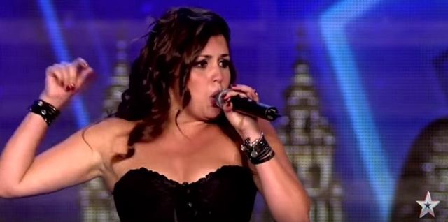 Cristina je razvalila svojim nastupom! (foto: Screenshot)