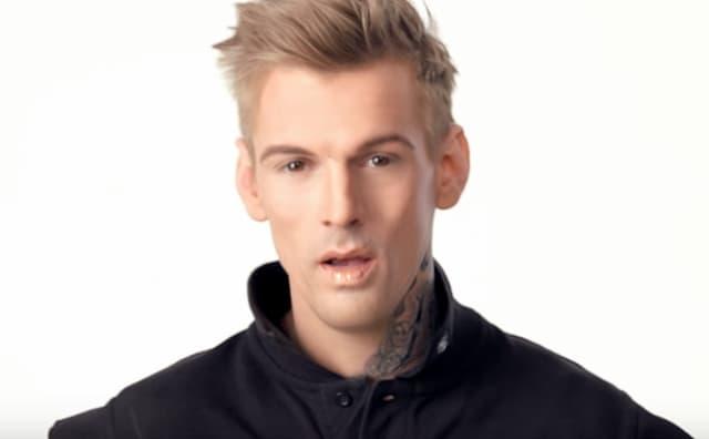 Aaron u novom spotu (foto: Screenshot)