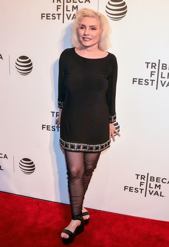 Debbie na filmskom festivalu ( foto: wireimage )