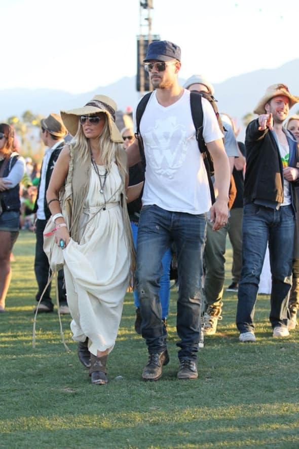 Fergie i Josh Duhamel ( foto: WENN )