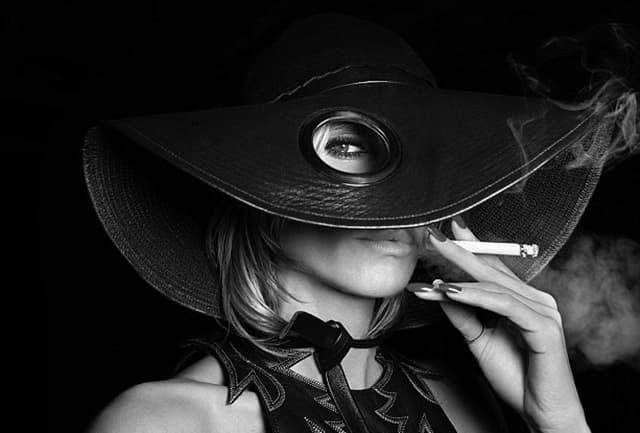 Heidi Klum ( foto: Rankin-THE HEAT)
