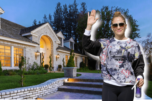 Zavirite u luksuznu vilu Jennifer Lopez  Tračara