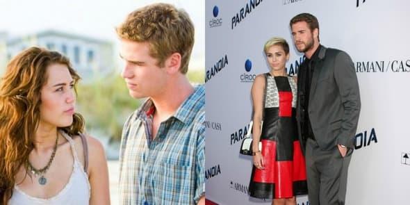 Liam i Miley par rs