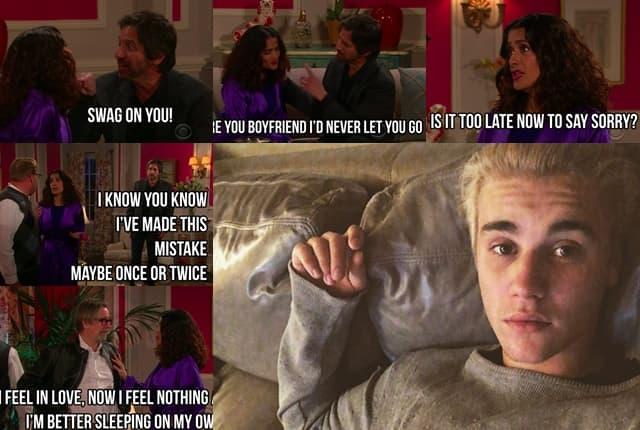 Sapunica od Justinove pesme ( foto: printscreen )