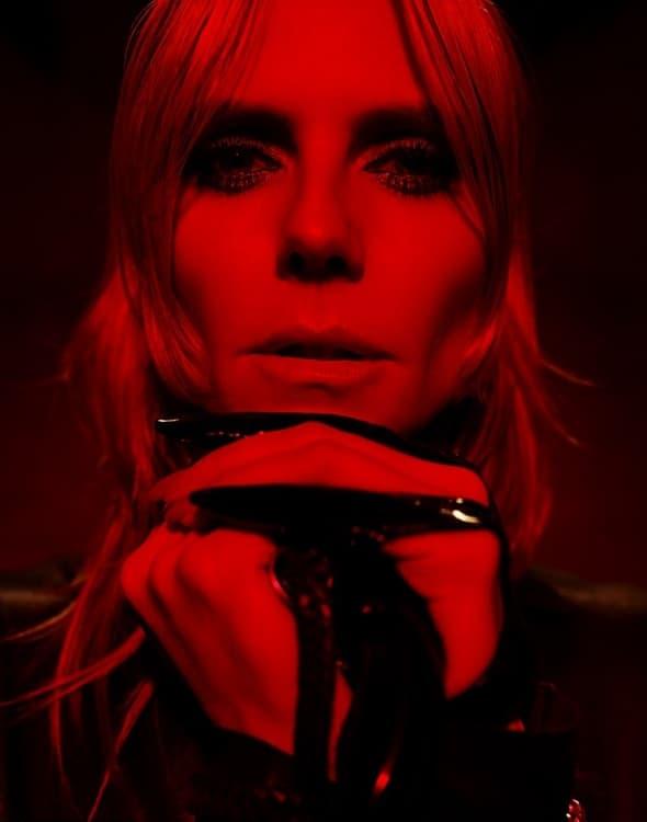 Slikanje za Hunger magazin foto: Rankin-THE HEAT )