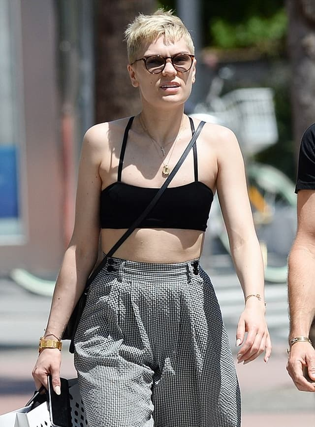 Kasnije je prošetala Majamijem i otišla u kupovinu (foto: PacificCoastNews)